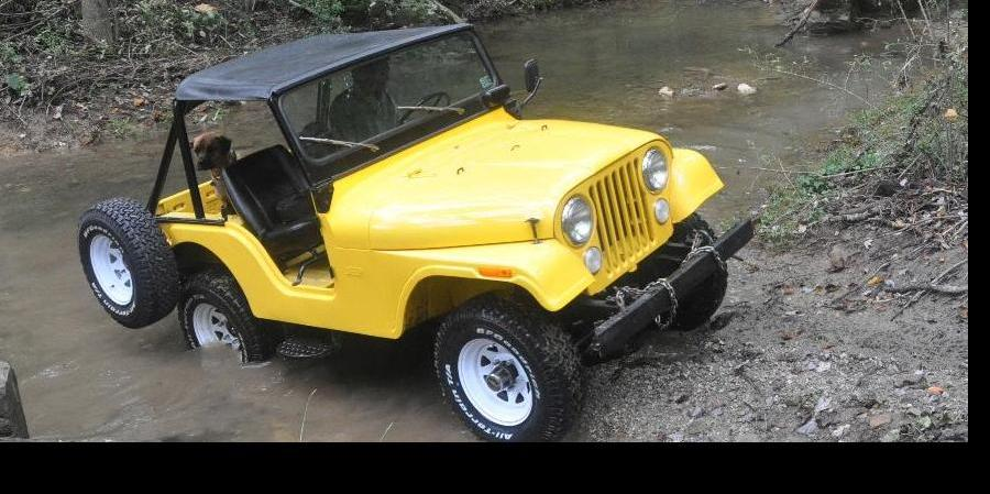 YELLOWCJ's 1971 Jeep CJ5