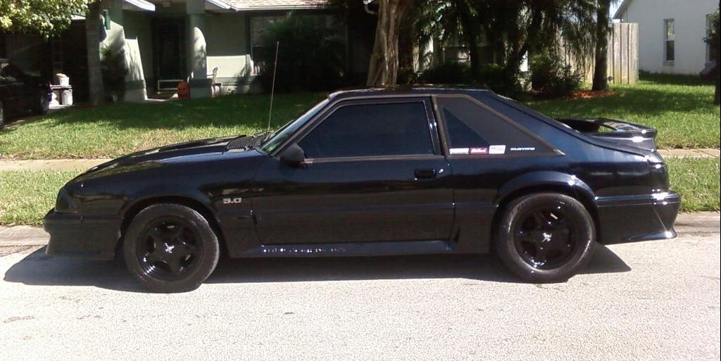 Beast11187 1991 Ford Mustang