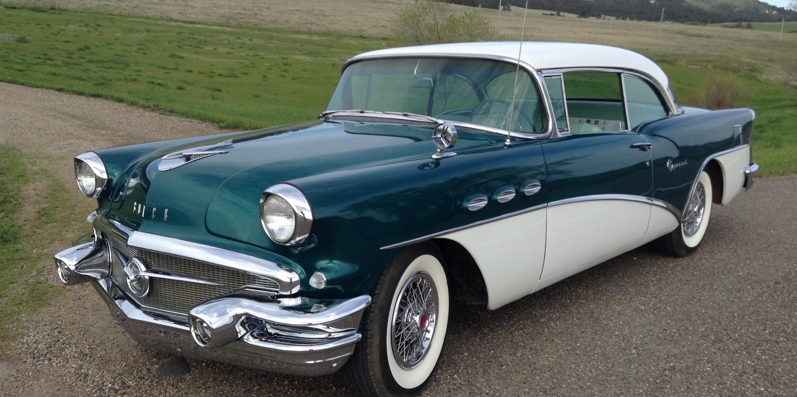 Weewee 1956 Buick Special Deluxe Specs Photos Modification Info At Cardomain