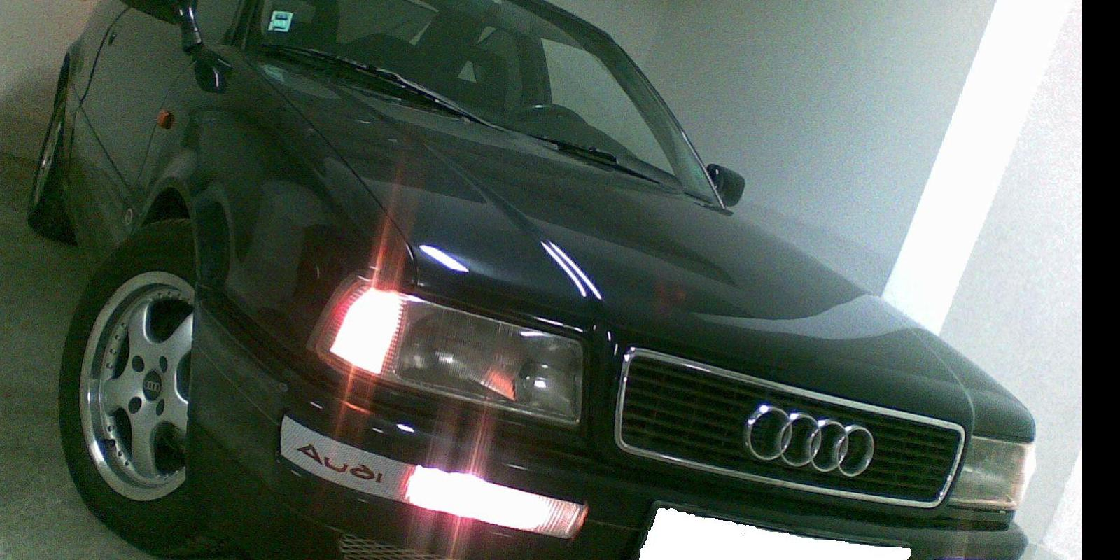 lubo_bbb 1992 Audi Coupe