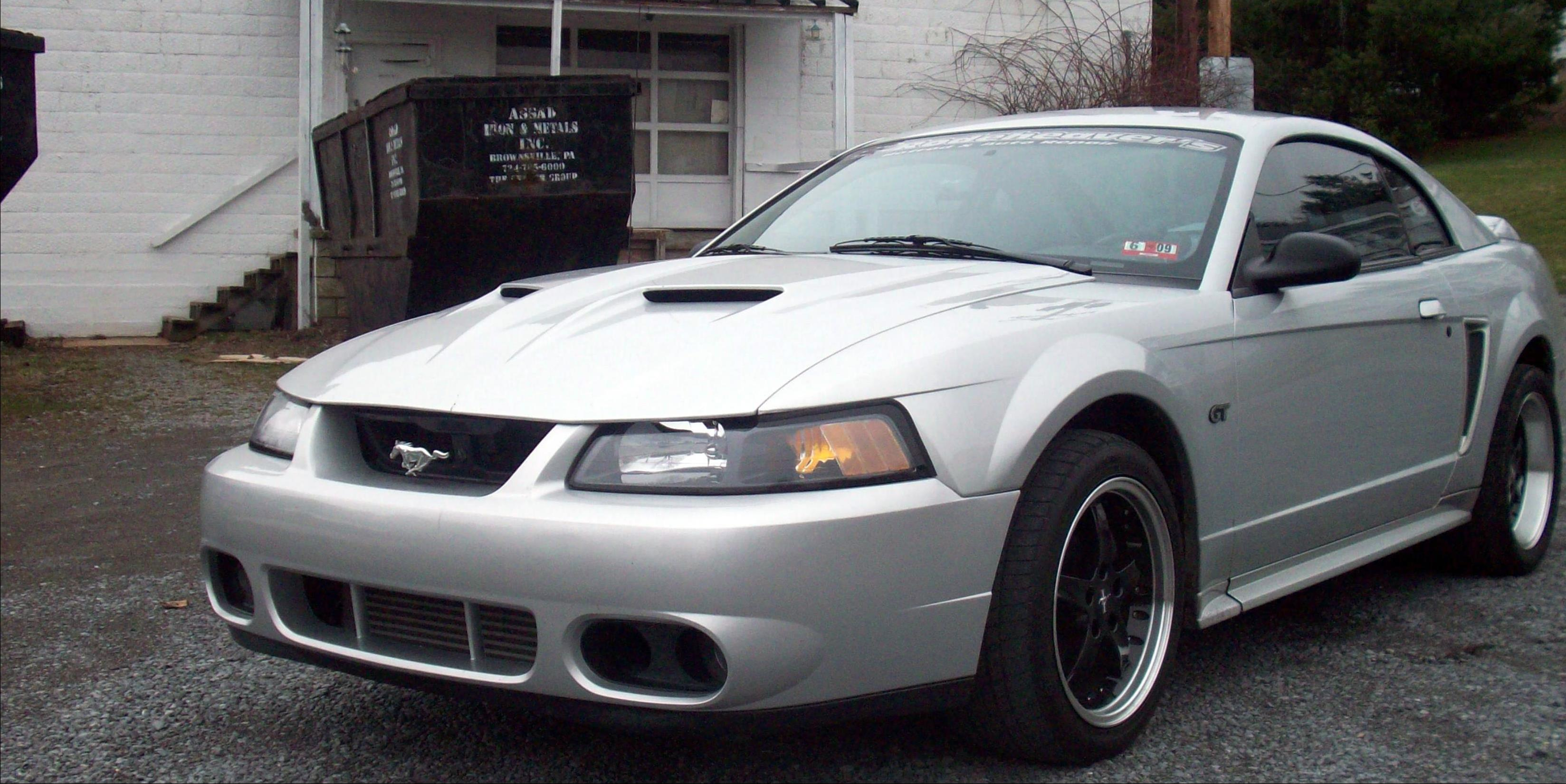 jivepepper 2000 Ford Mustang