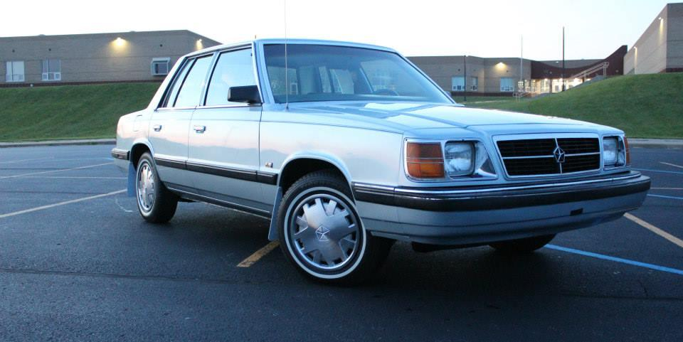 kcarman 1988 Dodge Aries