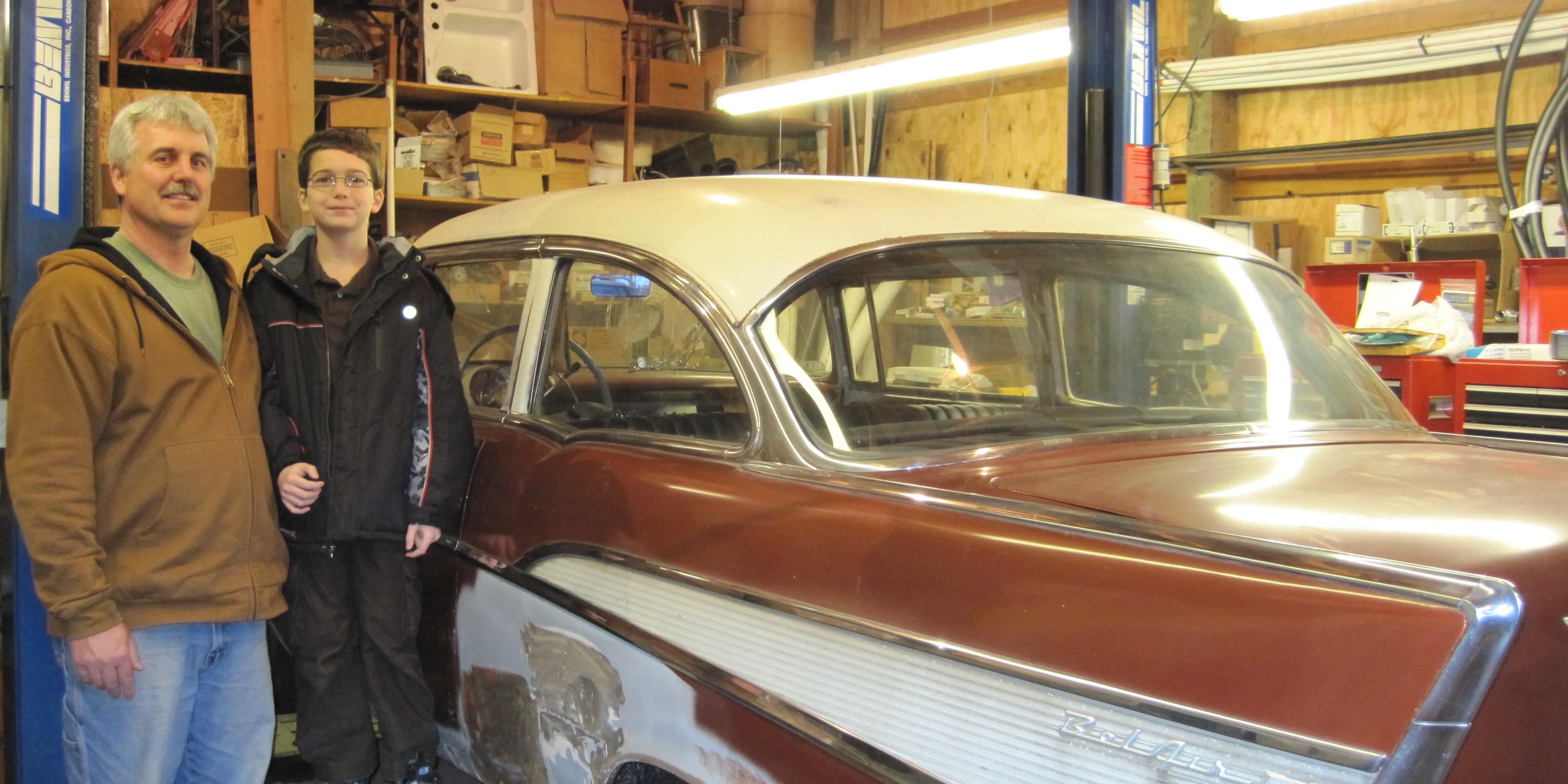 Ohiosnow's 1957 Chevrolet Bel-Air