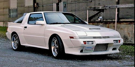 HotrodTSi 1989 Chrysler Conquest Specs, Photos ...