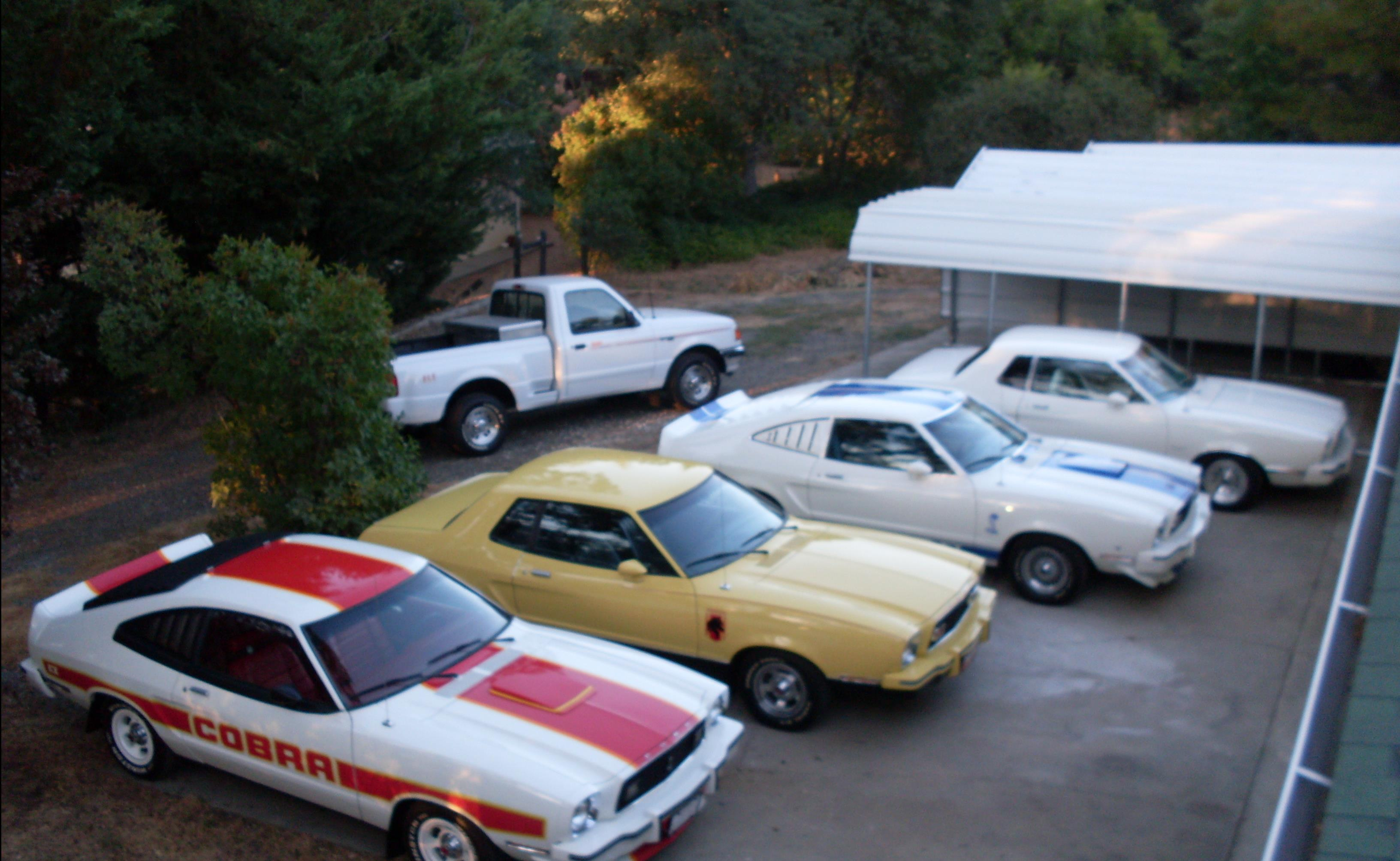 19741978 1978 Ford Mustang
