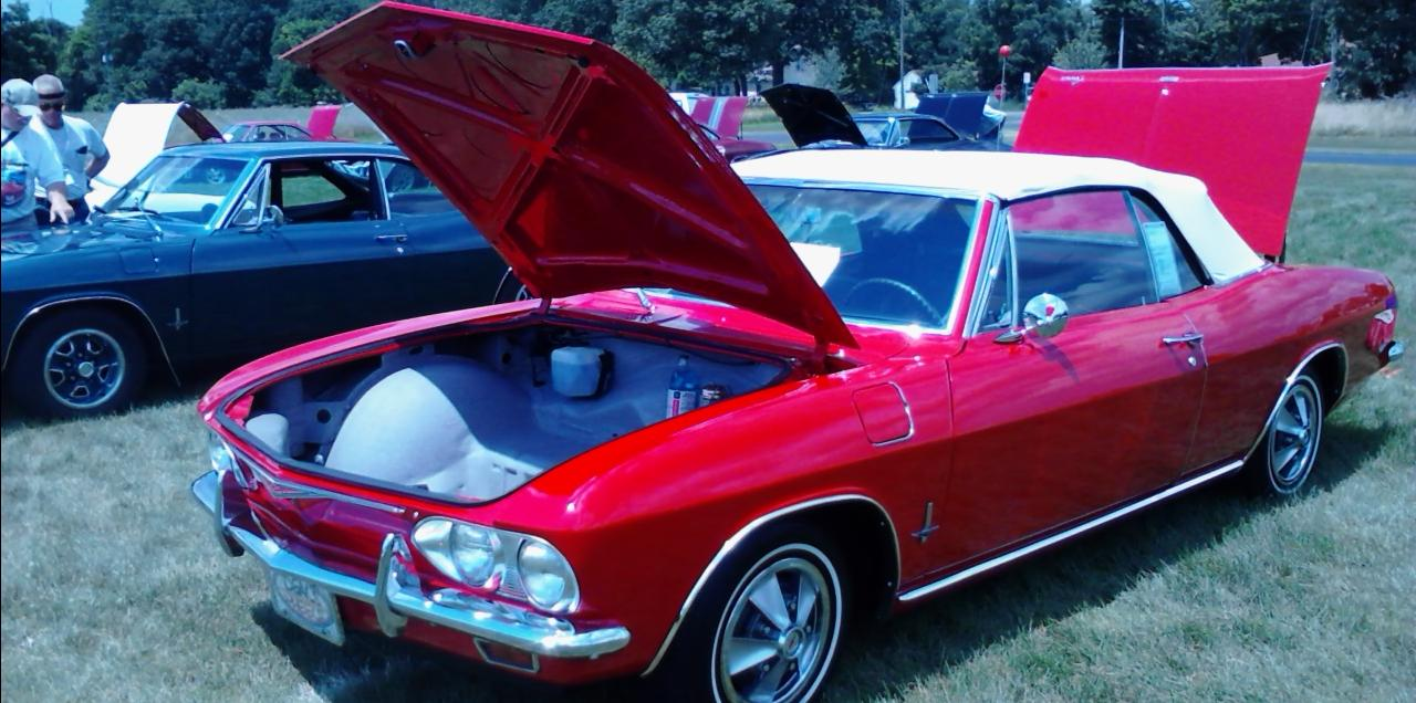 Novabig 1965 Chevrolet Corvair
