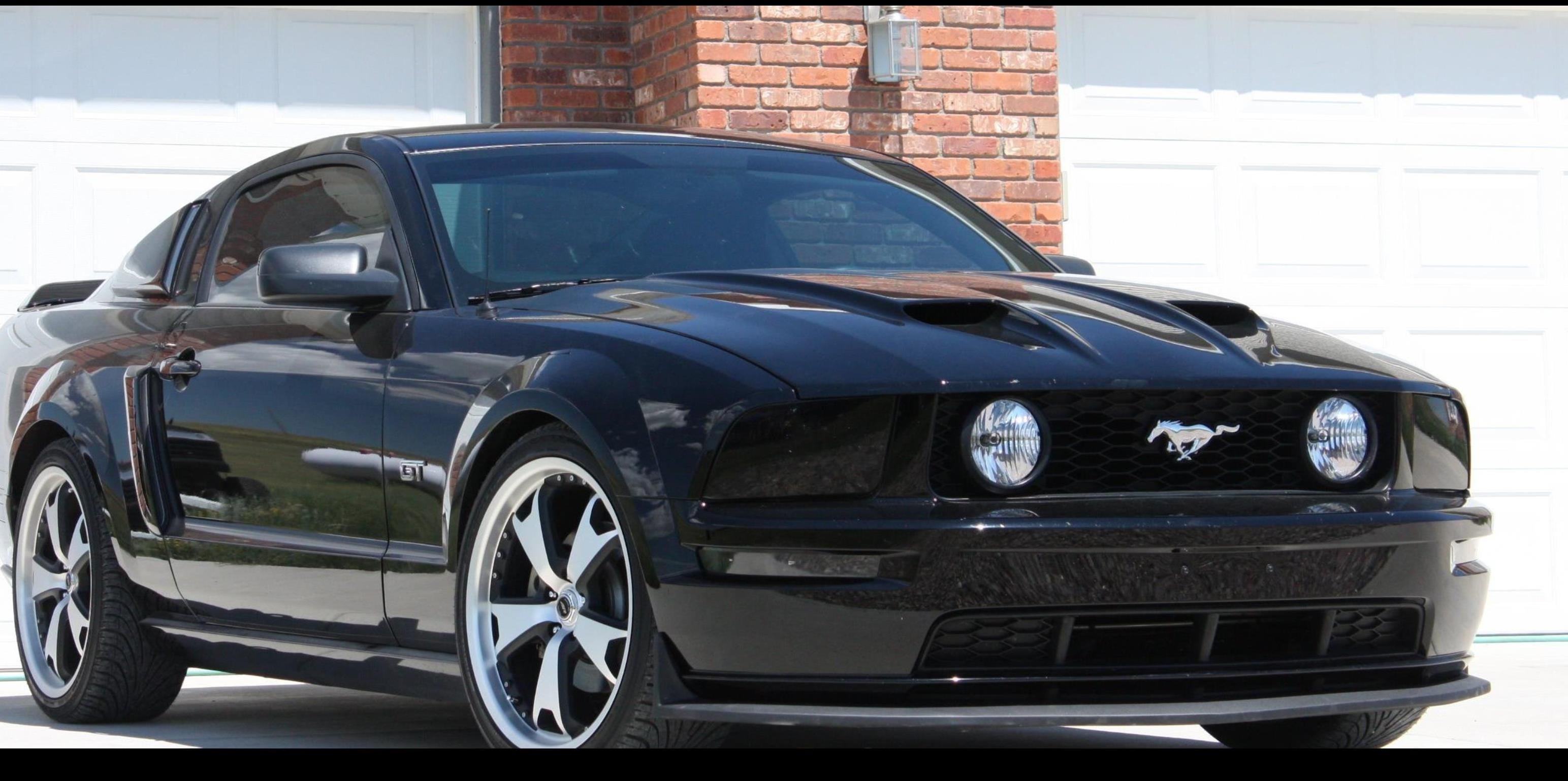 wy stang  ford mustanggt specs  modification info  cardomain