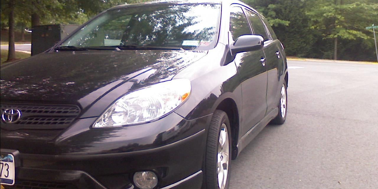 NYBlackKnight 2005 Toyota Matrix
