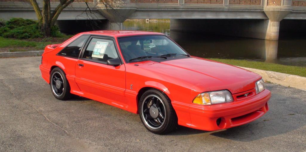 2369276 1993 Ford Mustang