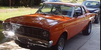 rockoflife 1966 Ford Falcon