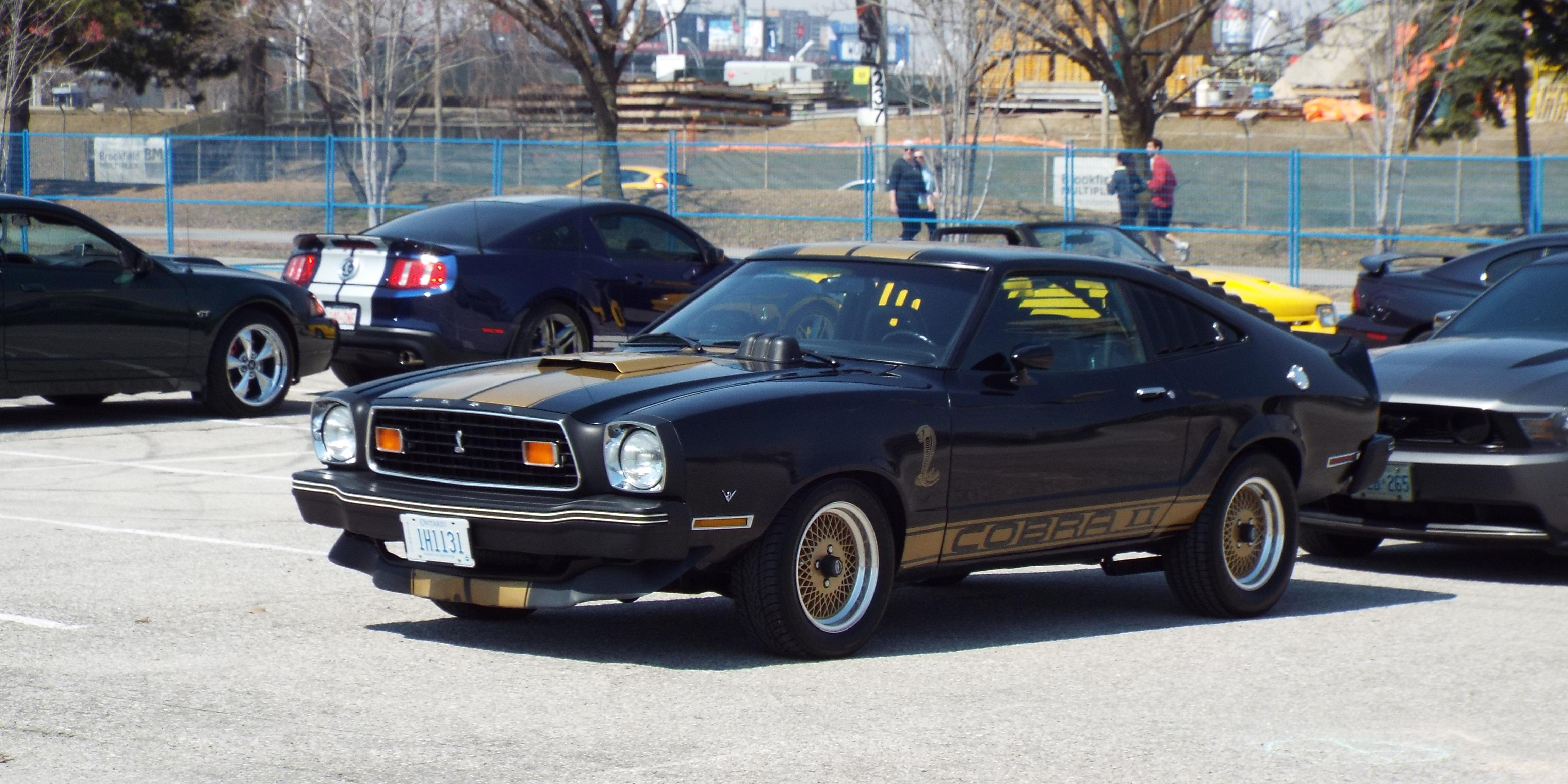 MustangIIProject 1977 Ford Mustang