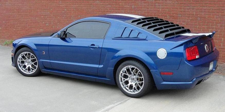 gericg 2006 Ford Mustang