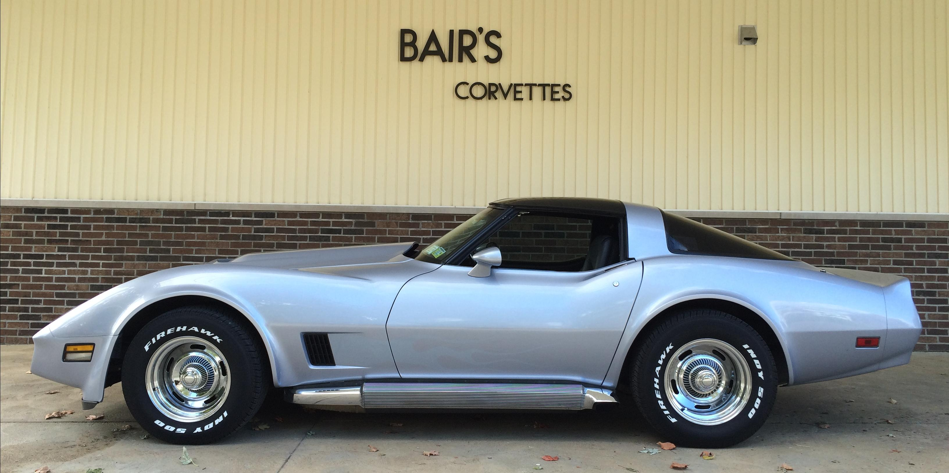 Darryl81 1981 Chevrolet Corvette Specs Photos