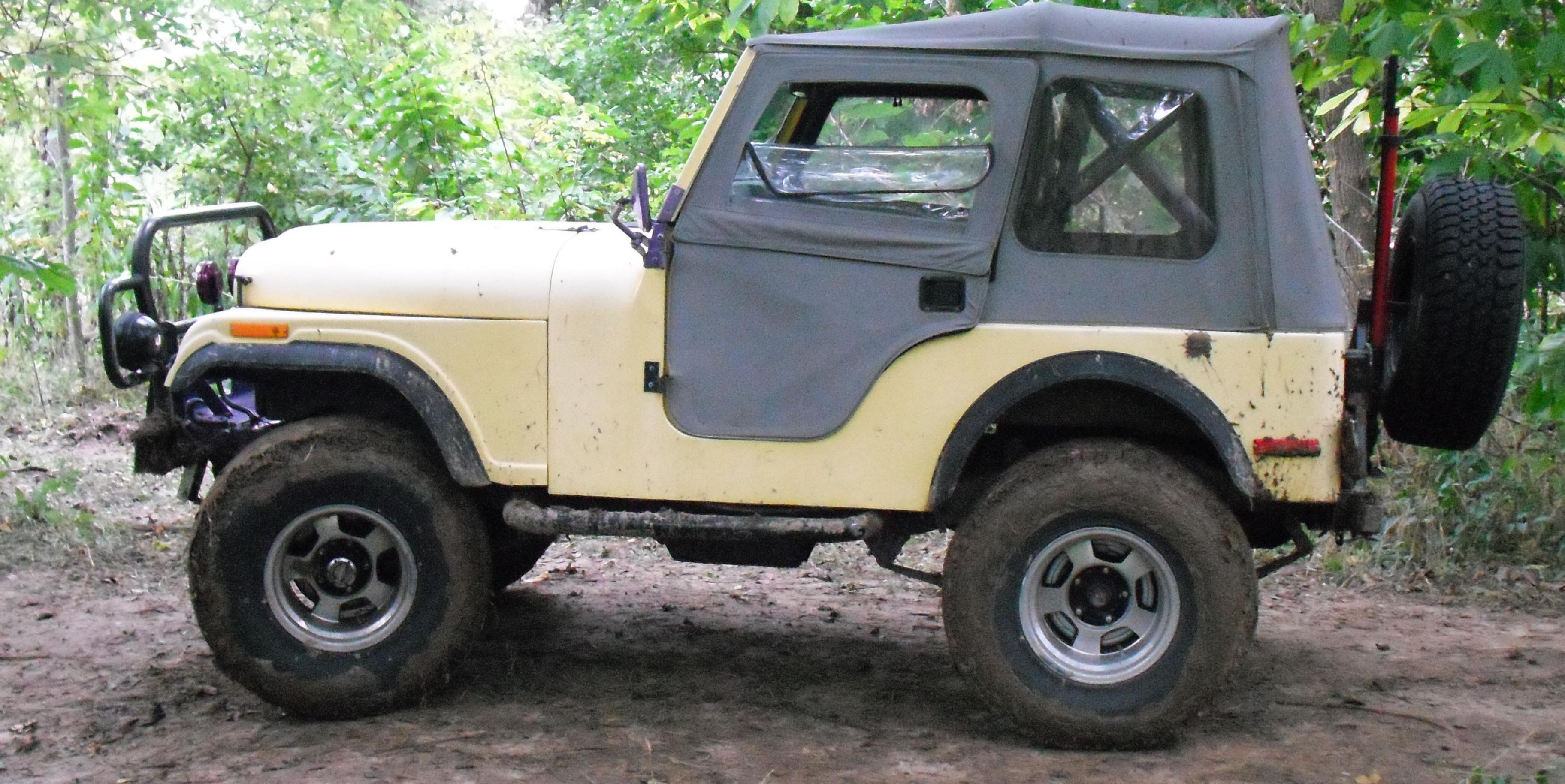 02z28ls1 1978 Jeep CJ5