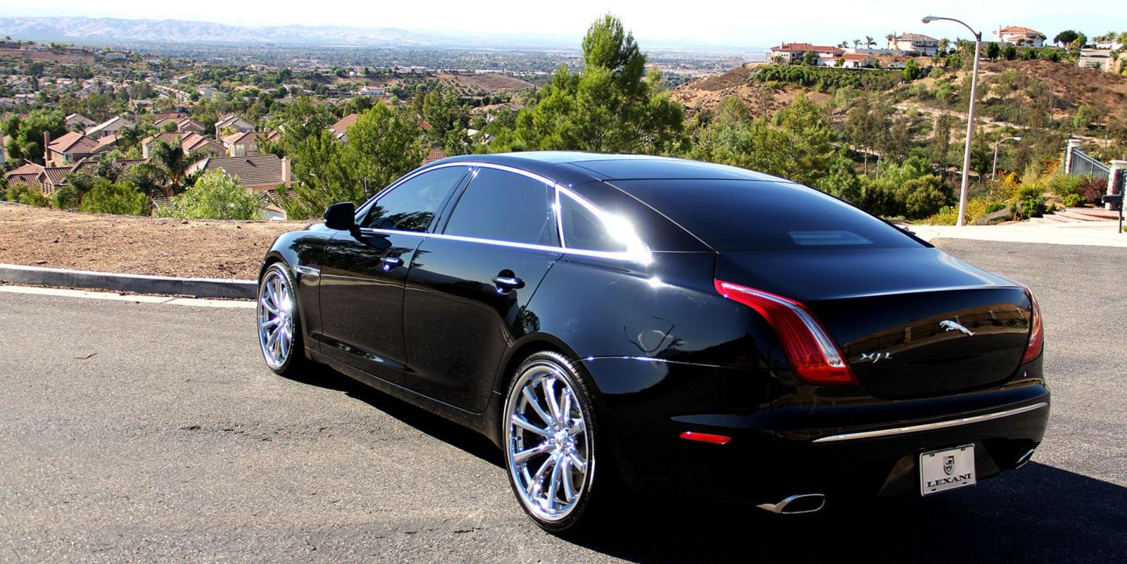Batman273err2003 2013 Jaguar Xj Seriesxj Supercharged