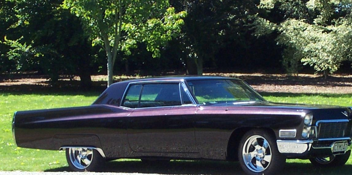 tyrone472 1968 Cadillac DeVille
