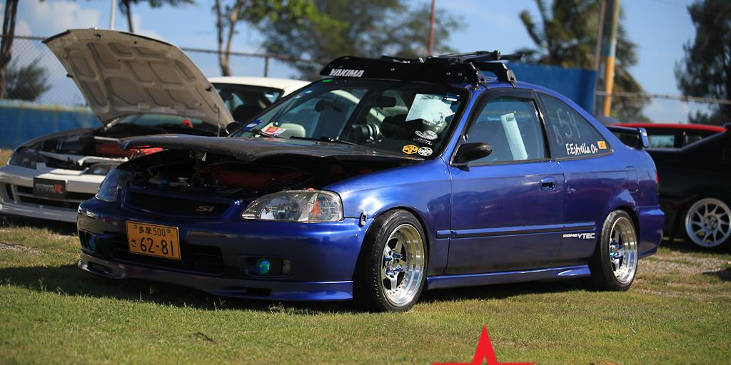 Hank Honda Civic Coupe SI 2000
