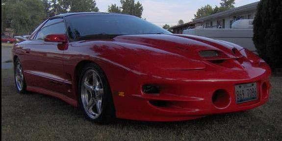 BAD--LS1 2001 Pontiac Firebird