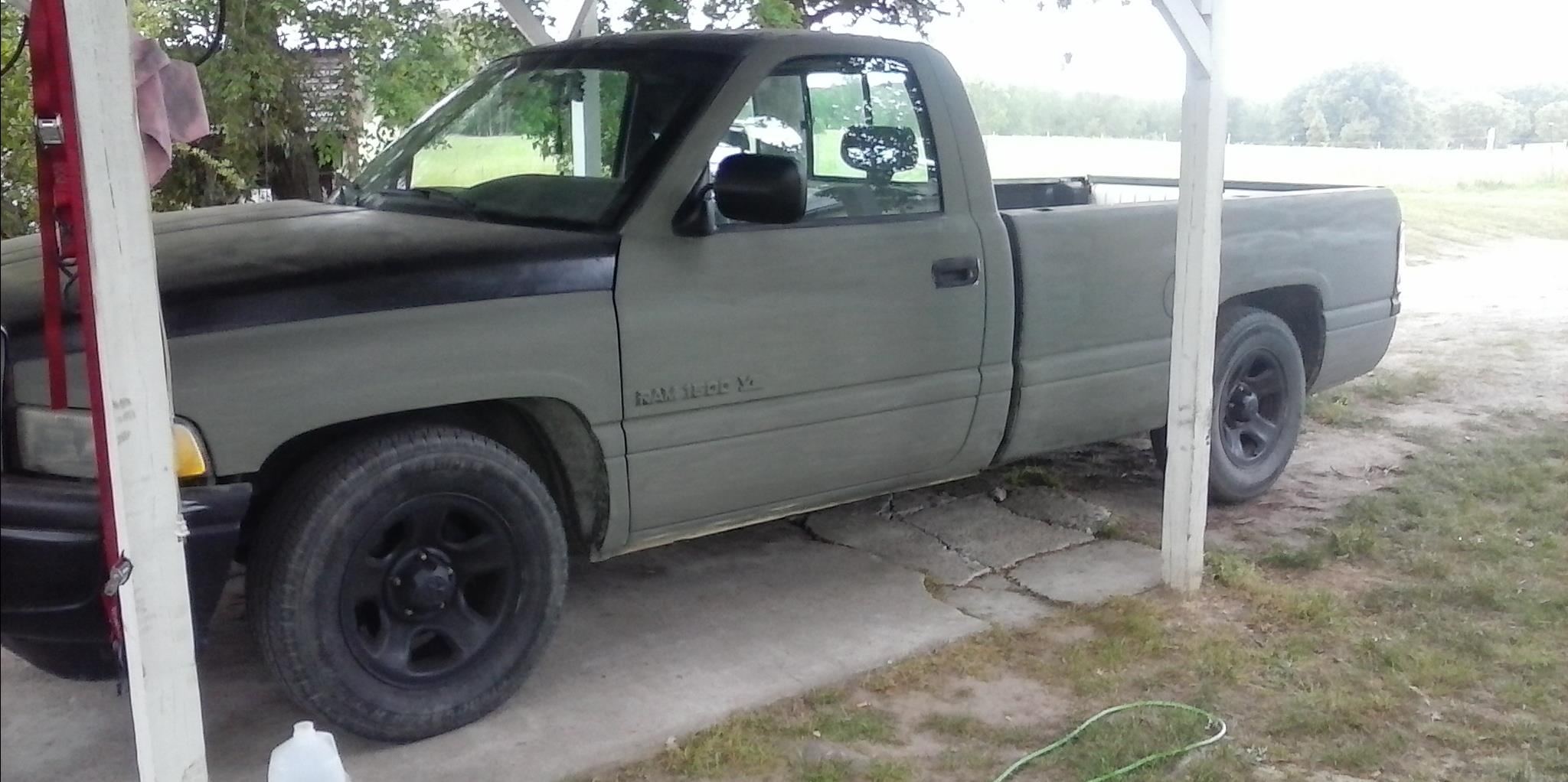 MODundertaker 1994 Dodge Ram 1500 Regular Cab