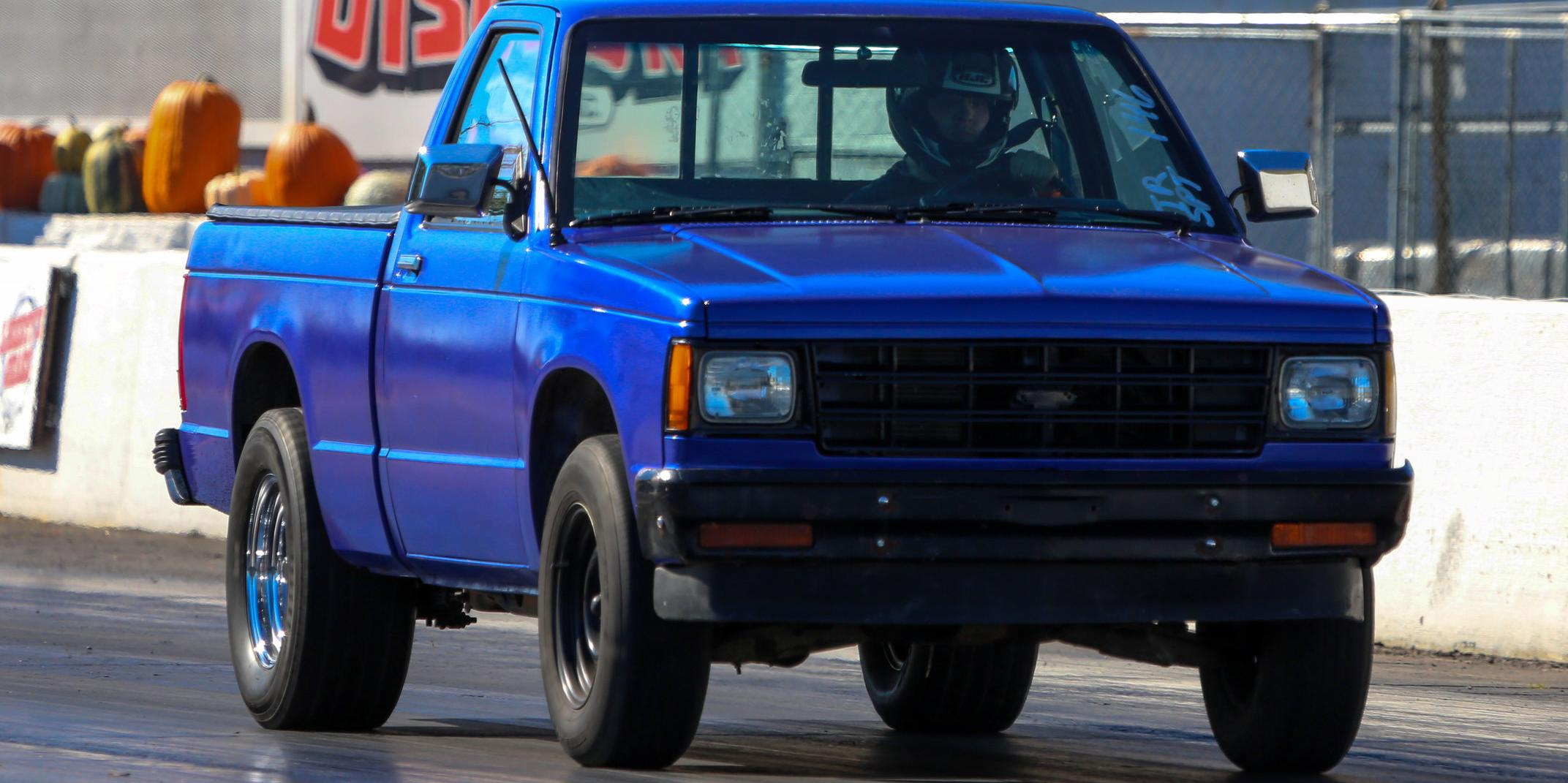 1986 Chevrolet S10-Regular-Cab