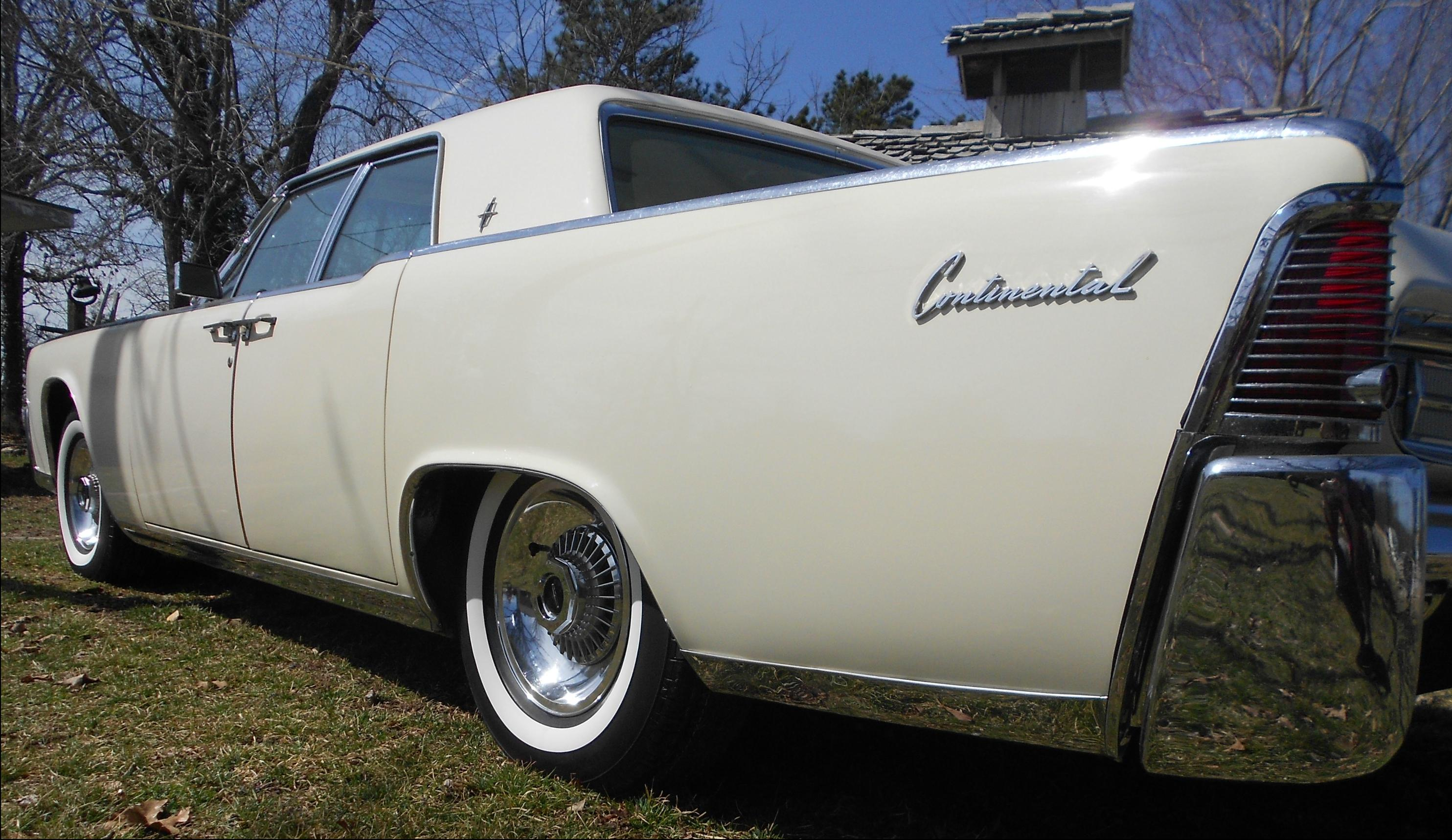 SuicideKid's 1963 Lincoln Continental