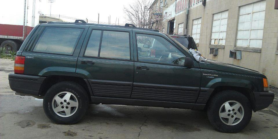 Vincentd95 1994 Jeep Grand-Cherokee