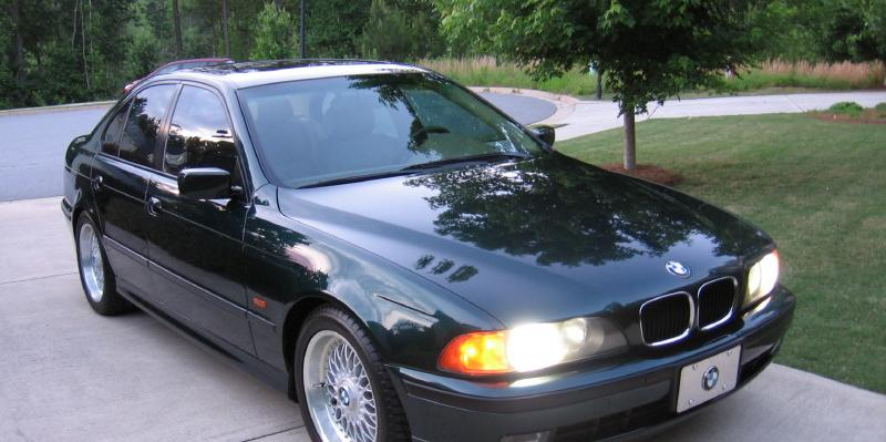 TheRentMan 1999 BMW 5 Series