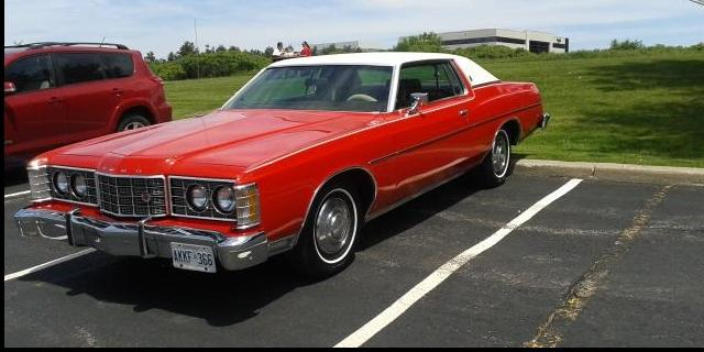 LTD guy 1973 Ford LTD