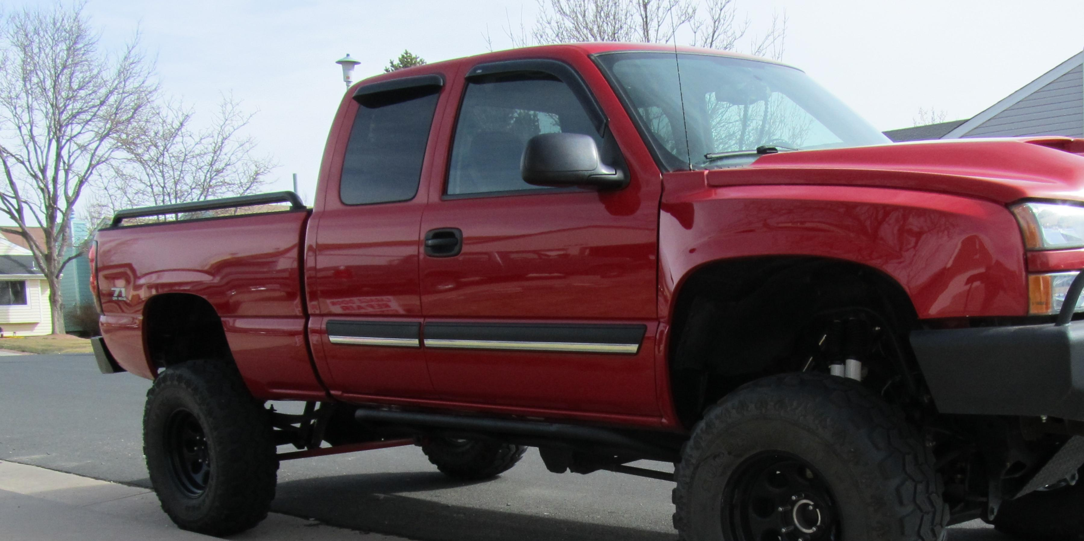 potatoes4 2007 Chevrolet 1500-Extended-Cab