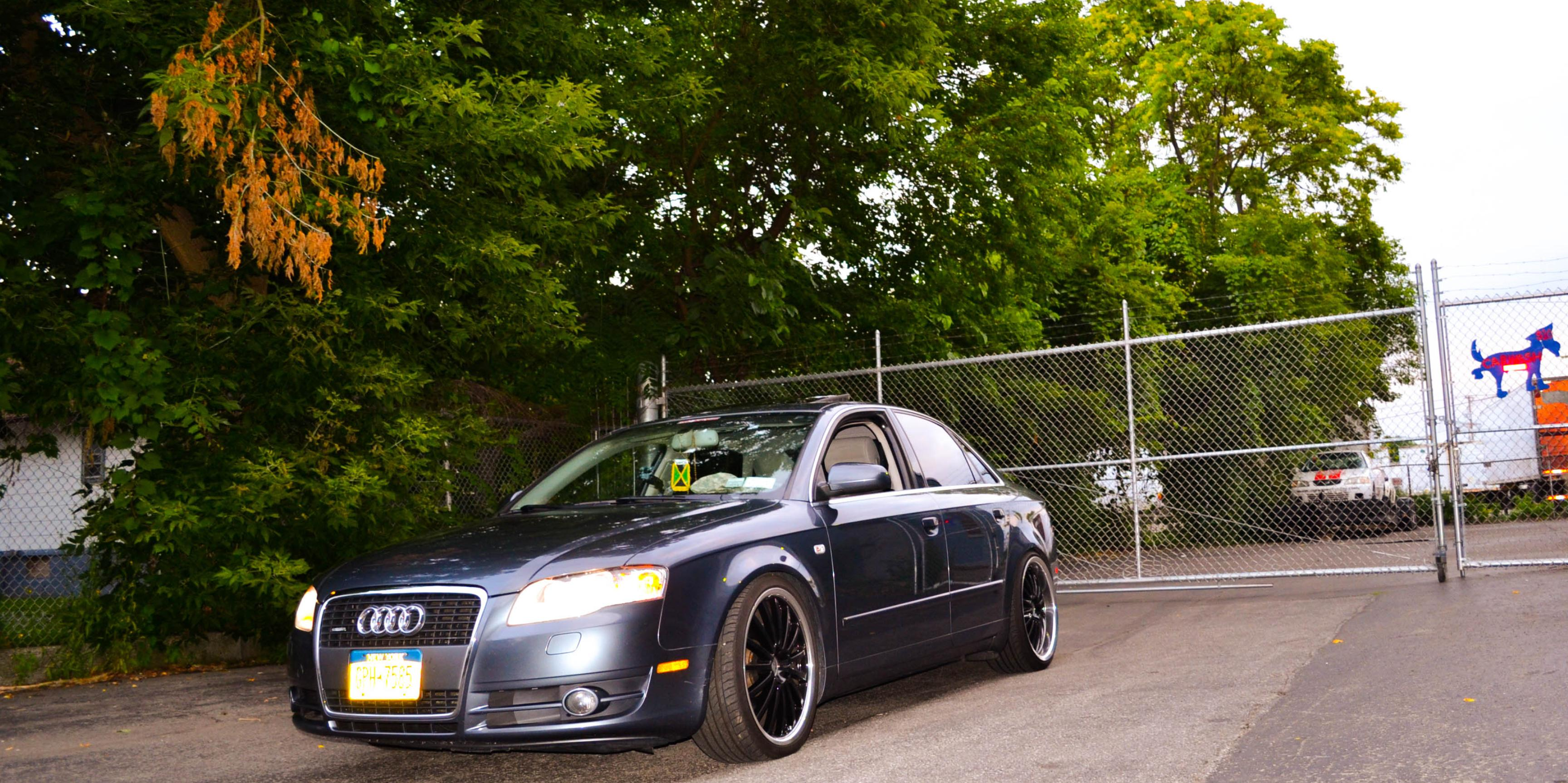 Roctheo Audi A Specs Photos Modification Info At CarDomain - 2007 audi a4 specs