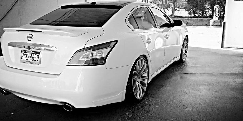 Whitemax285 2012 Nissan Maxima Specs Photos Modification Info At