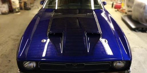 rmhall72 1972 Ford Mustang