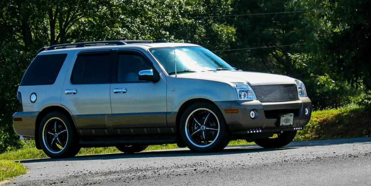 OleSkoolToo 2004 Mercury Mountaineer
