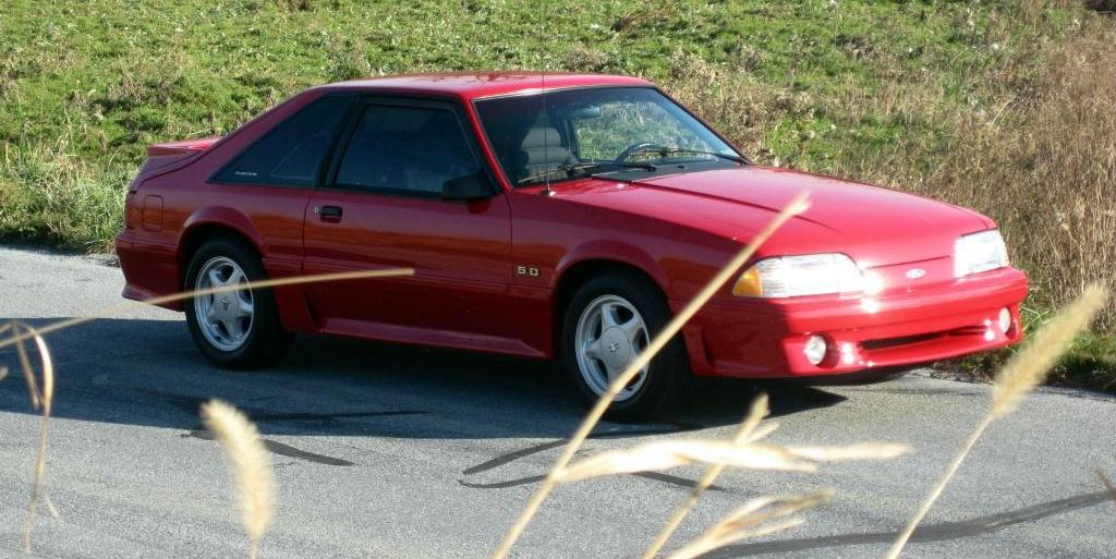 9redfox3's 1993 Ford Mustang