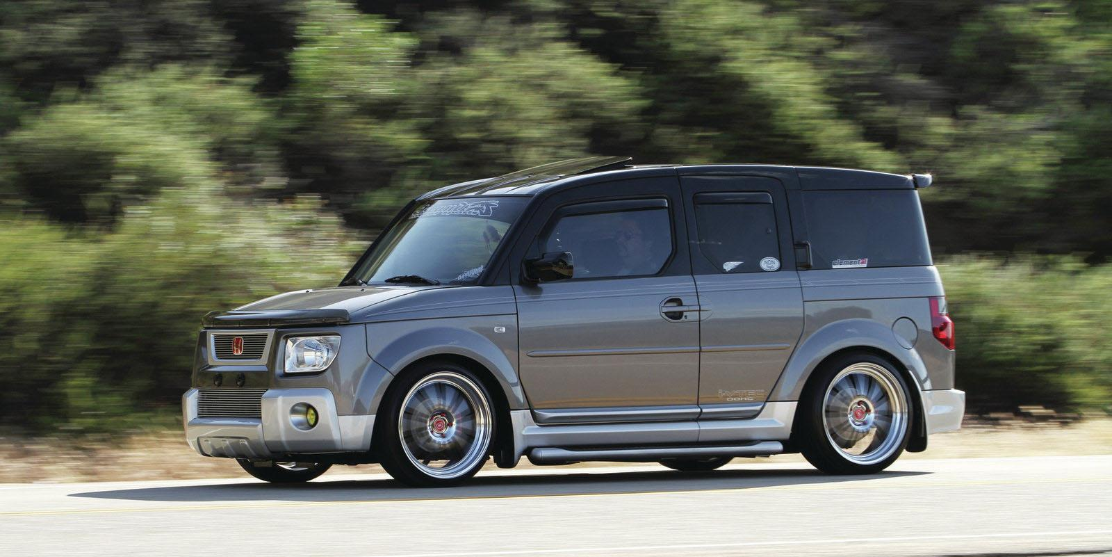 Honda Element - View all Honda Element at CarDomain