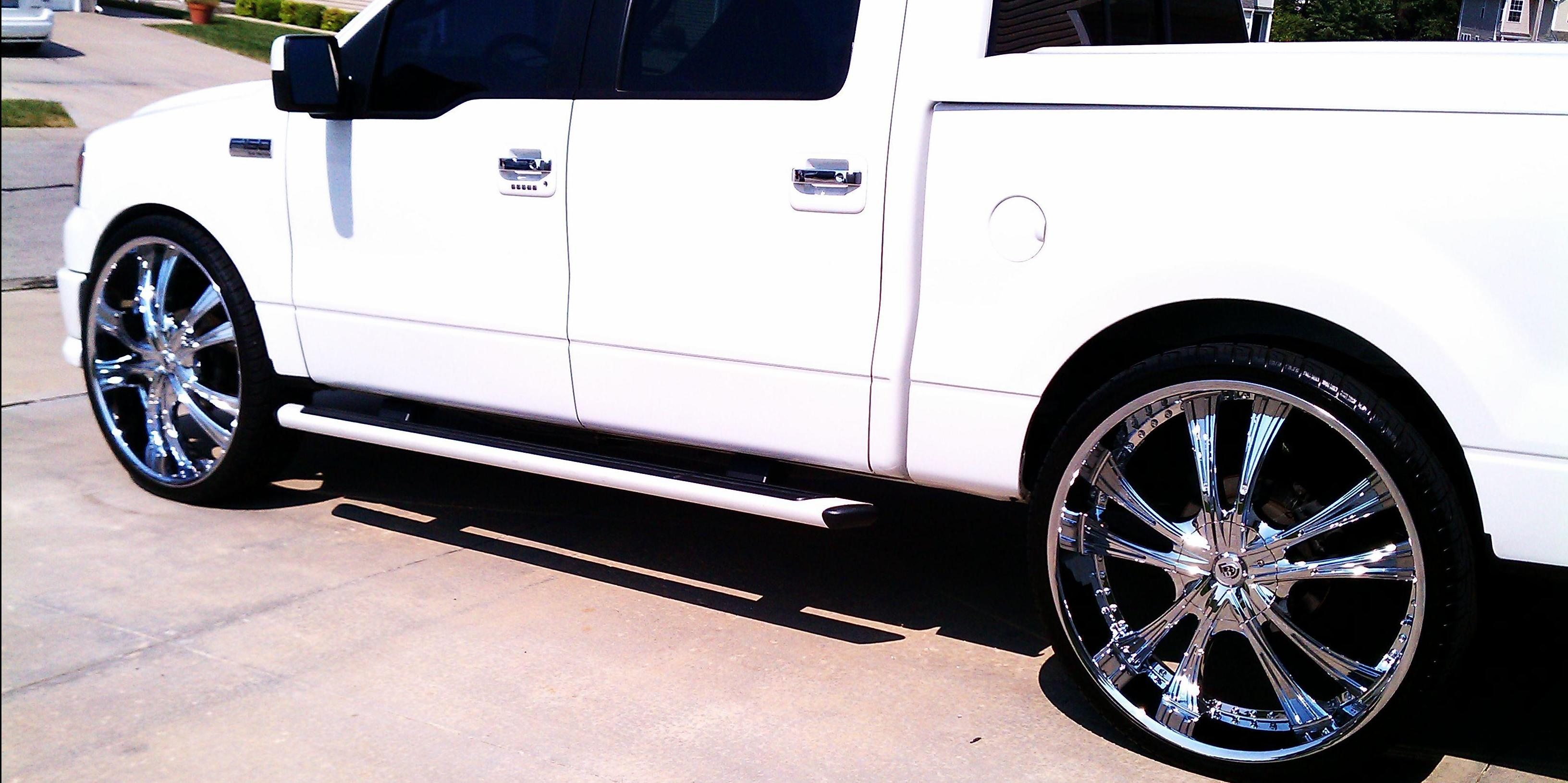 BeatDownLow's 2008 Ford F150 SuperCrew Cab