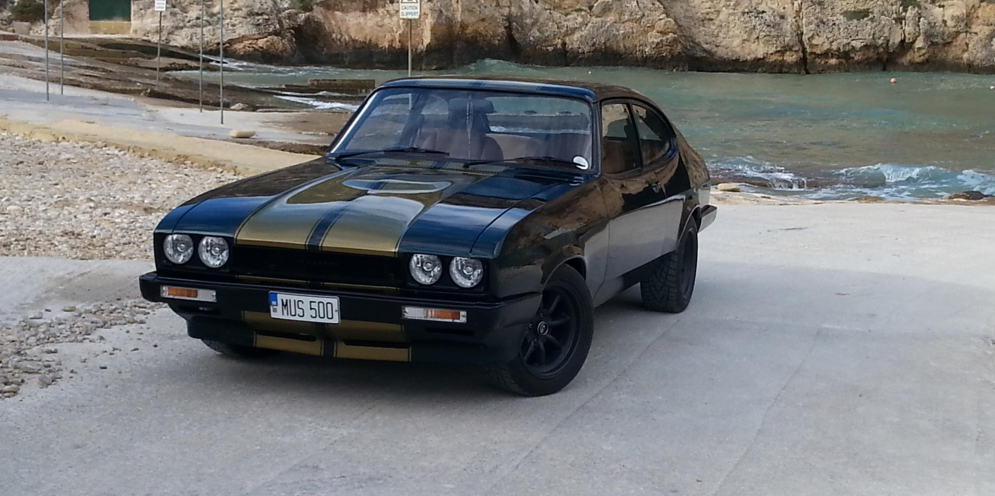 Jonmusc 1978 Ford Capri Specs Photos Modification Info