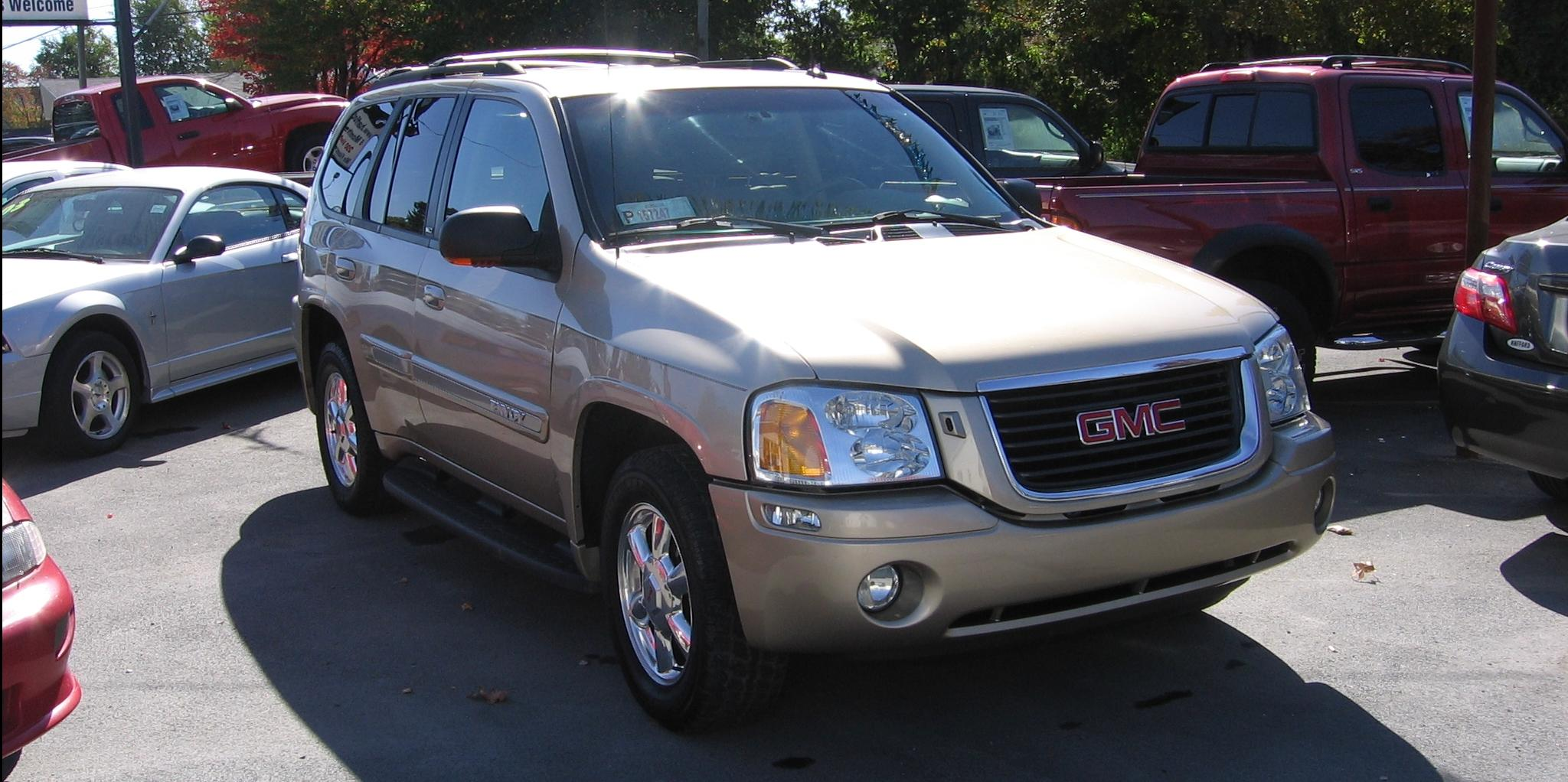 CanadianMike 2004 GMC Envoy