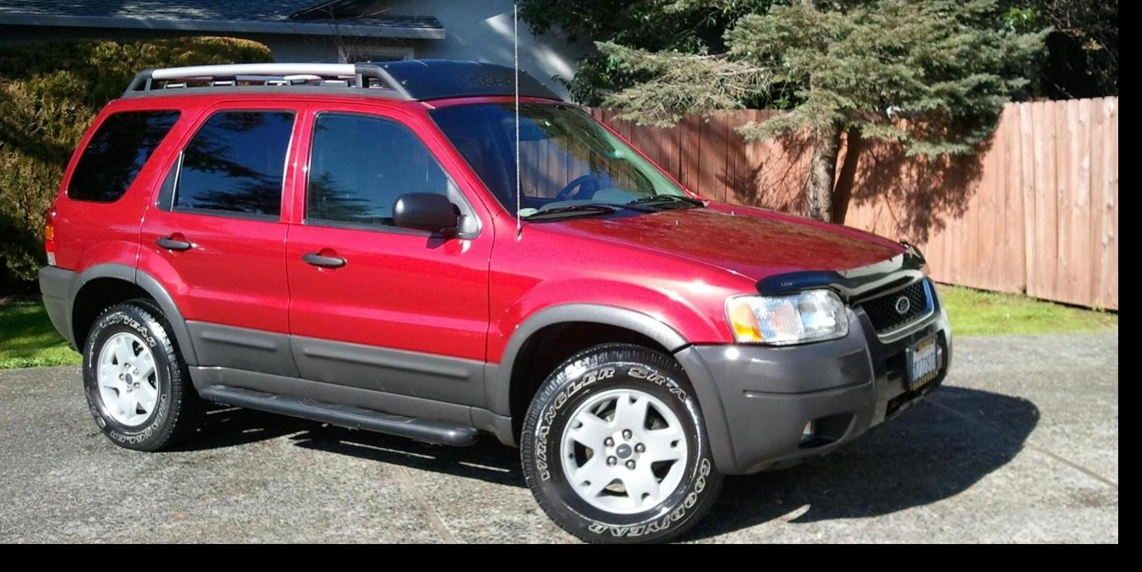 bamaboy21958's 2003 Ford Escape