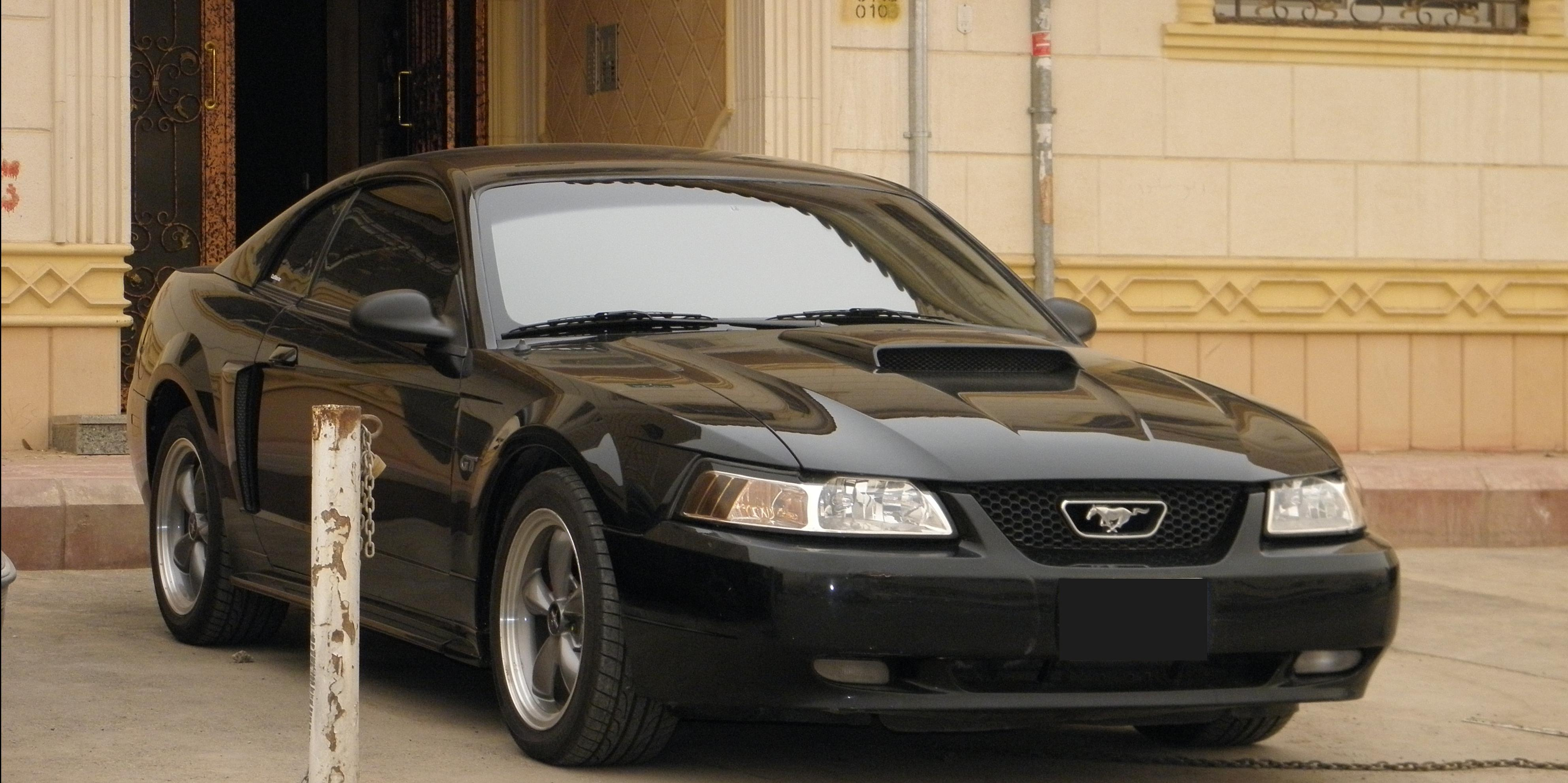 afalkico 2004 Ford Mustang