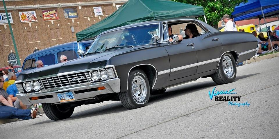 pontiac_assassin 1967 Chevrolet Impala