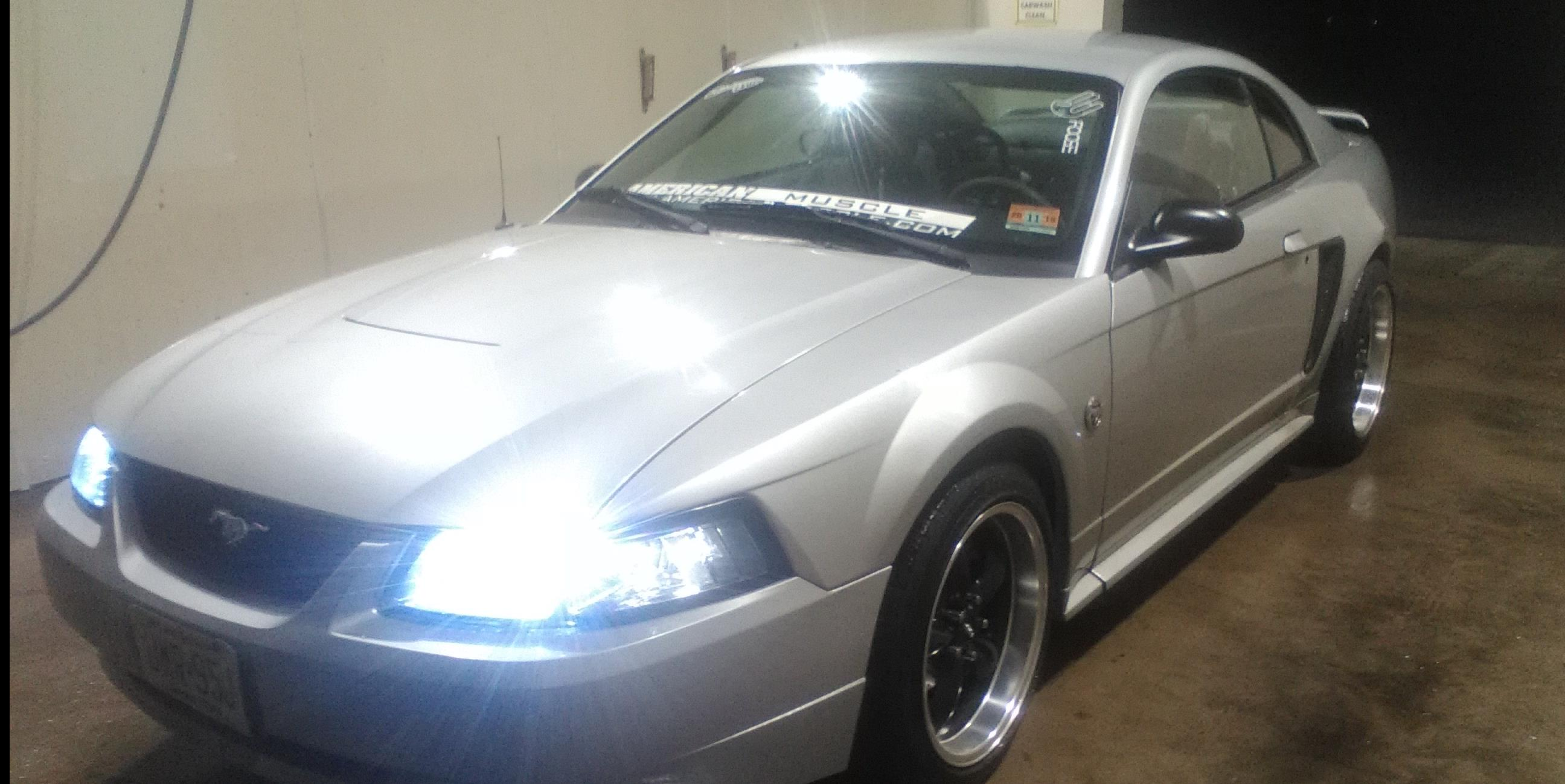 04 Mustang V6 3 9 2004 Ford Mustangcoupe 2d Specs Photos