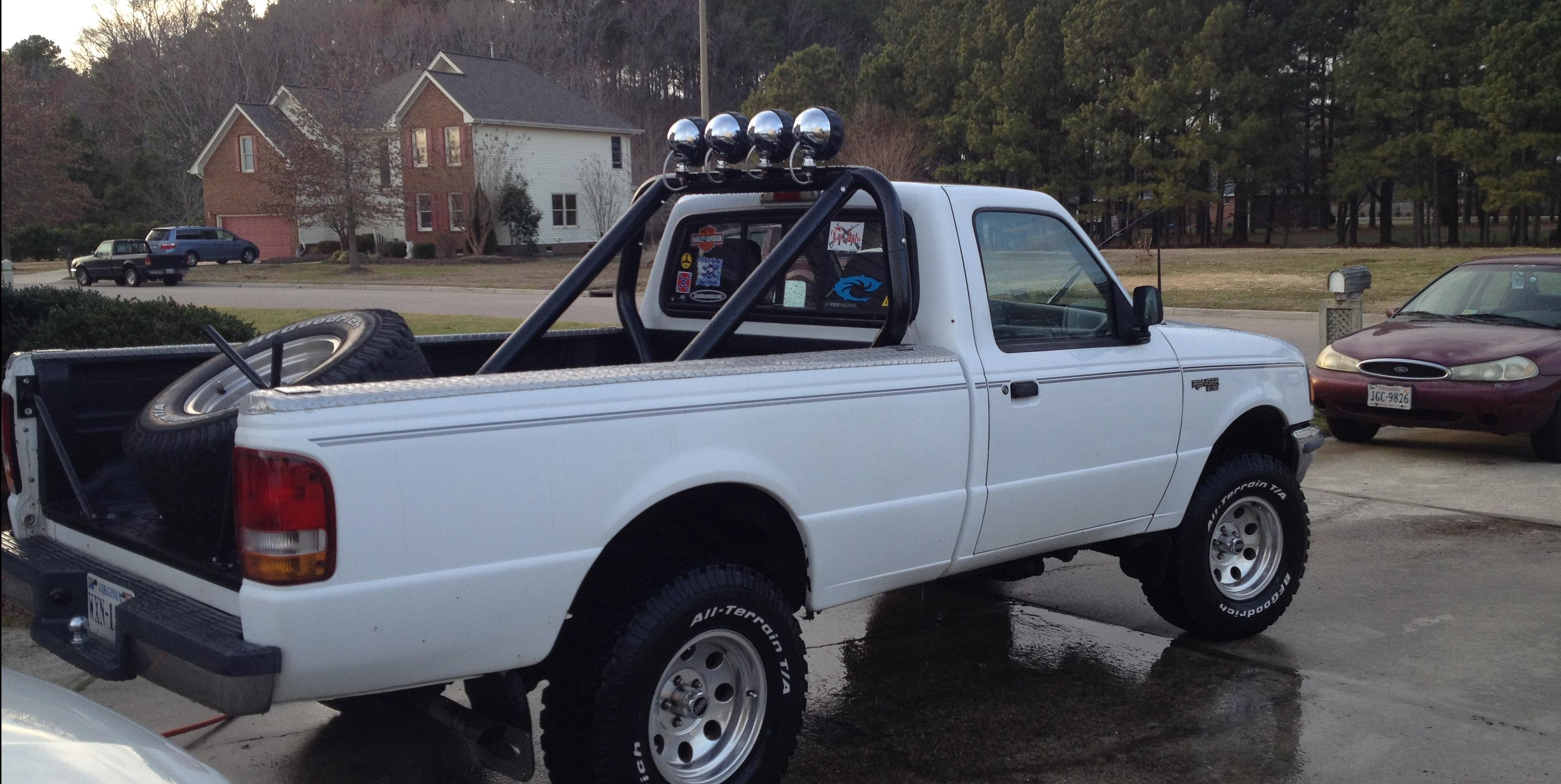 1994 Ford Ranger-Regular-Cab