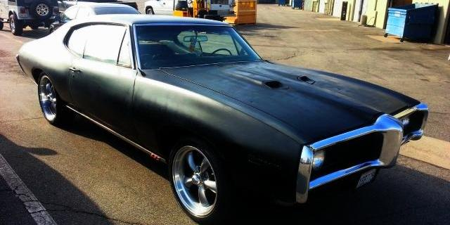 1968 Pontiac Tempest