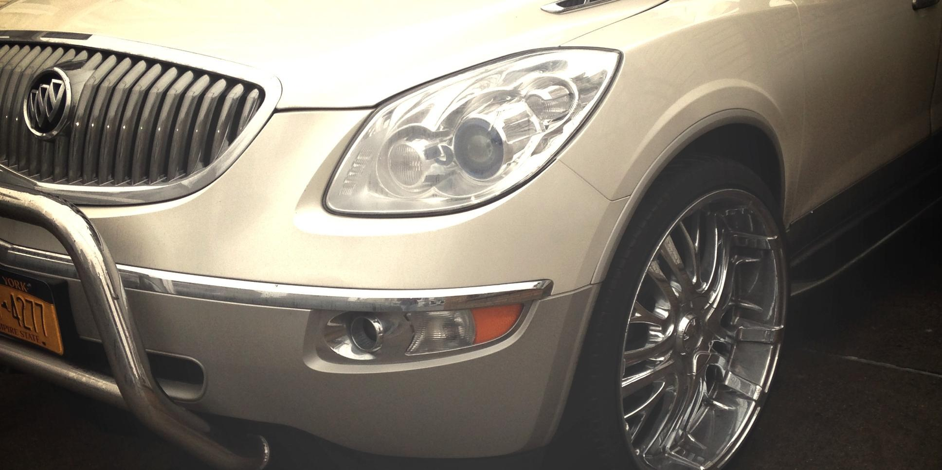 on 2010 Buick Enclave Cxl