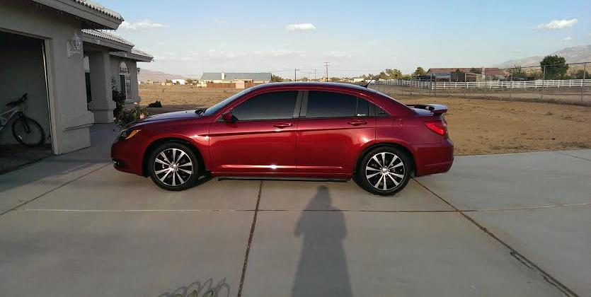 Red200S 2012 Chrysler 200