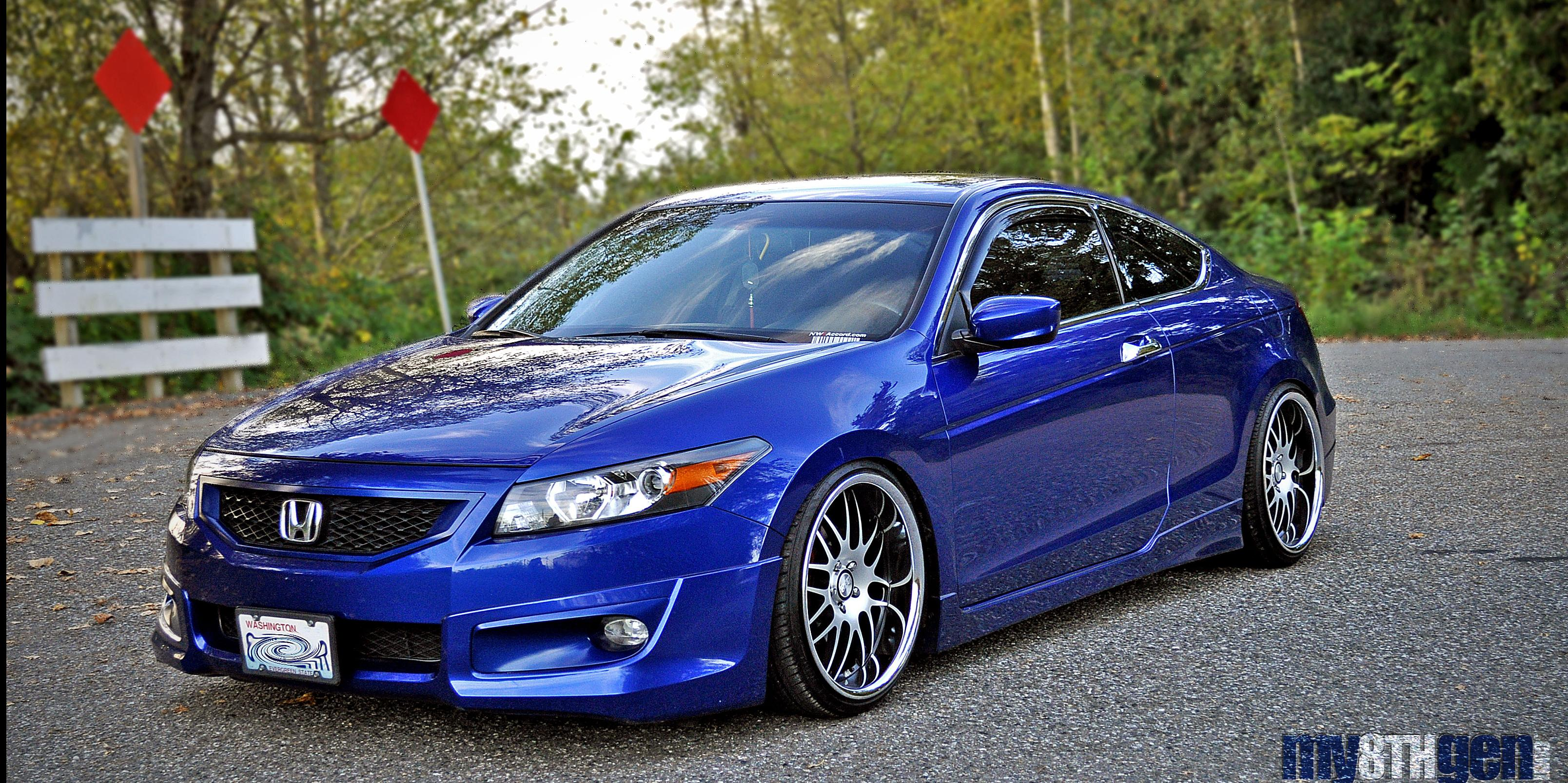 coolblue  honda accordex  coupe  specs  modification info  cardomain