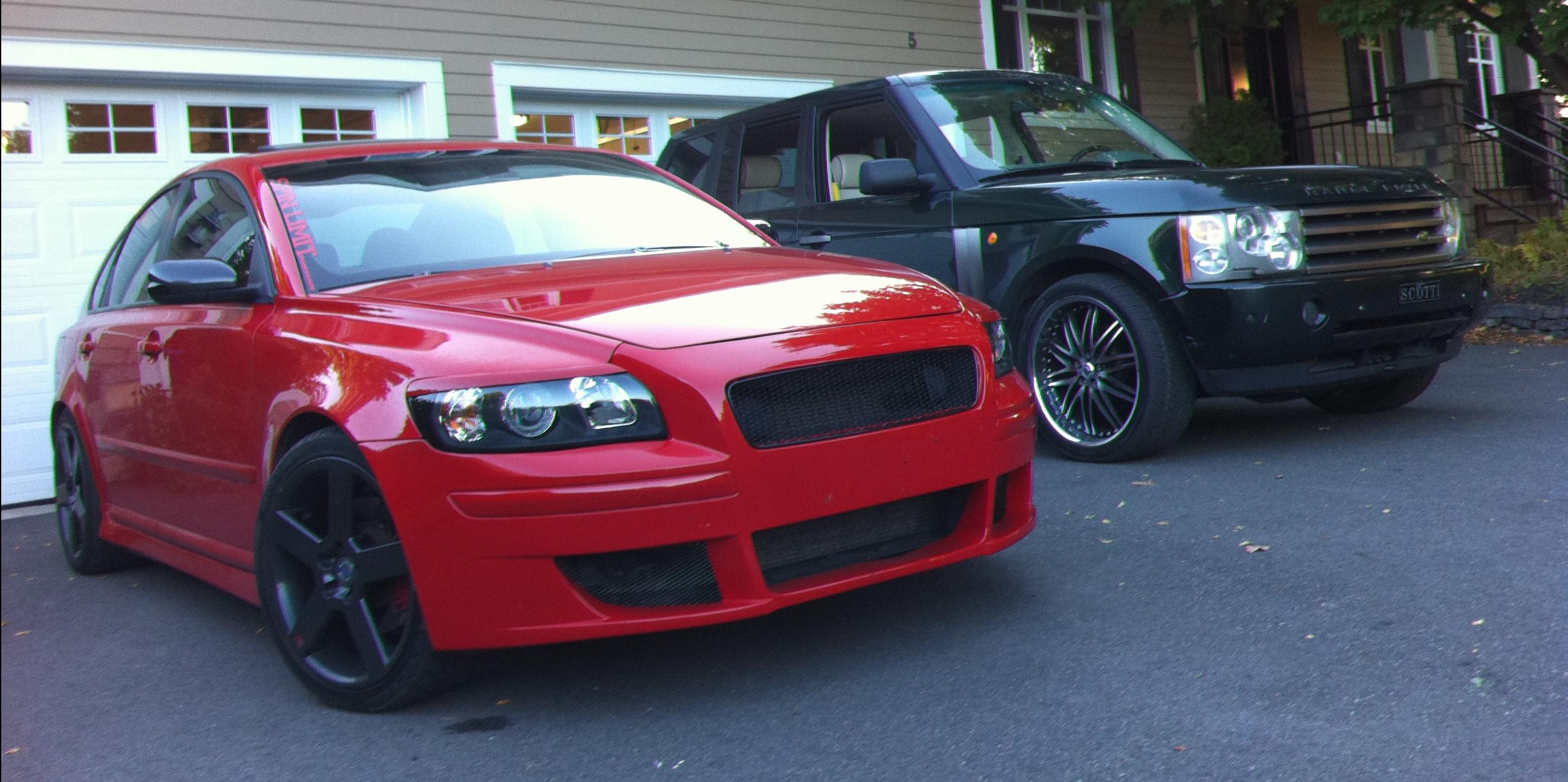 2005 volvo s40 view all 2005 volvo s40 at cardomain. Black Bedroom Furniture Sets. Home Design Ideas