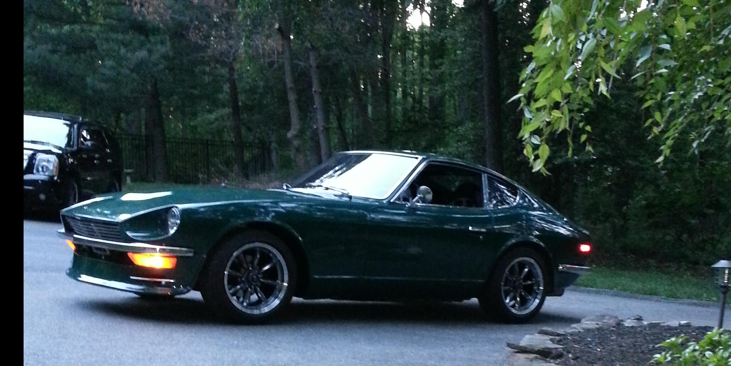 My new addition...1972 240z