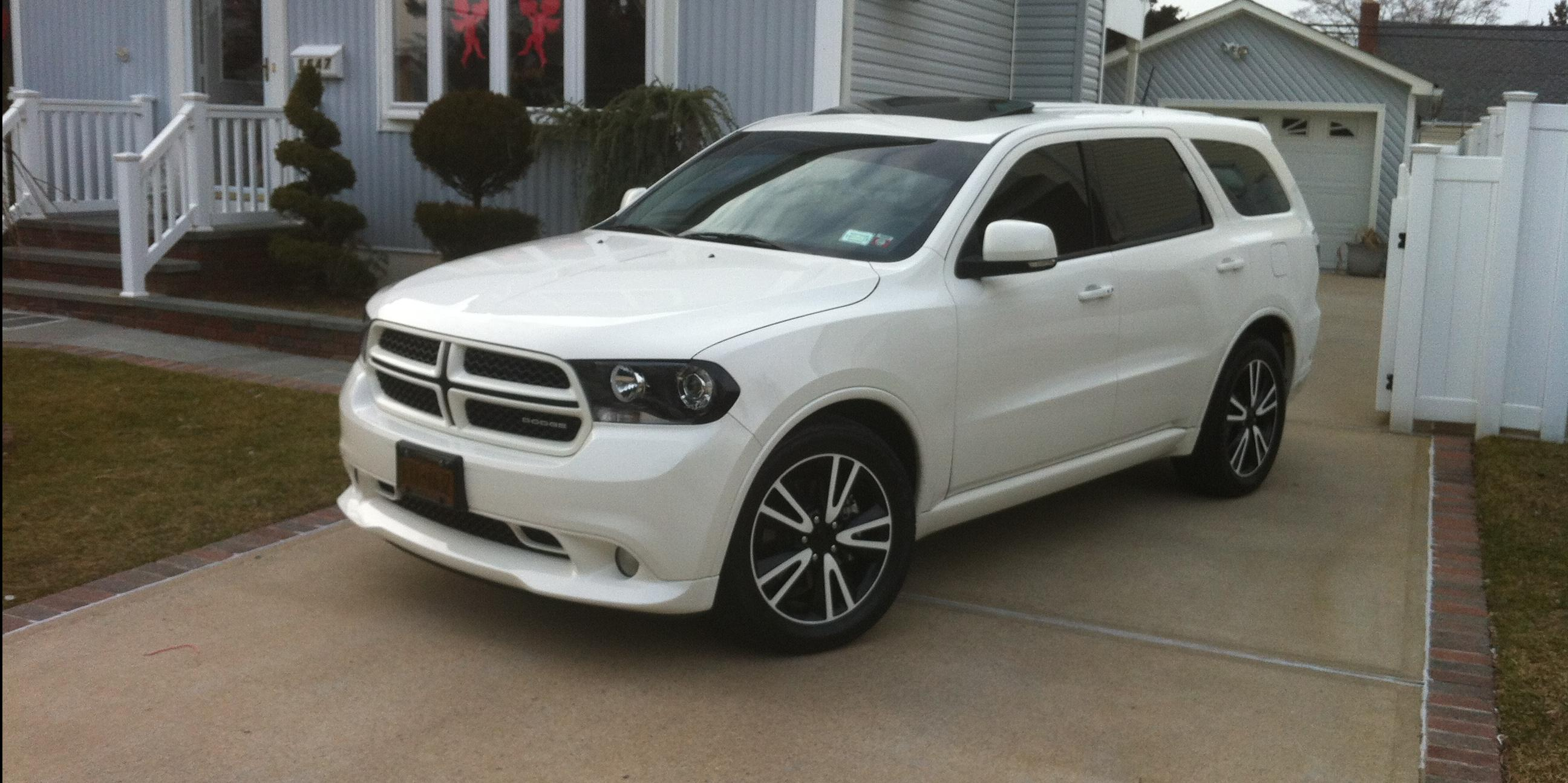 Oneninecar 2012 Dodge Durango Specs Photos Modification